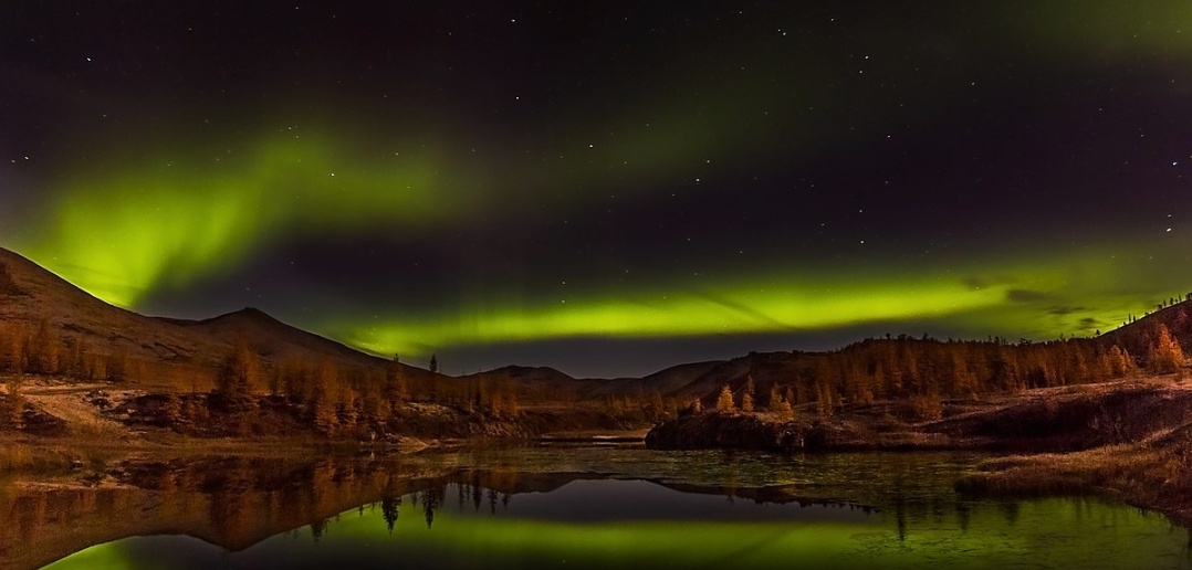 Селенняхский хребет, Якутия, Фото