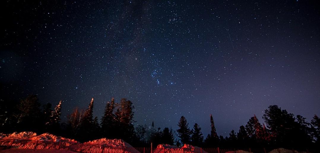 Небо Бурятии, Фото