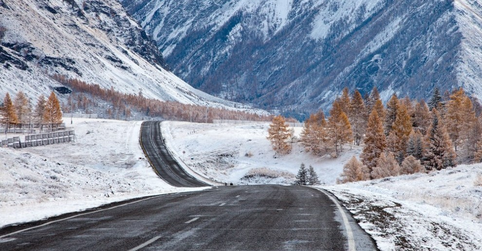 Чуйский тракт, Алтай, Фото
